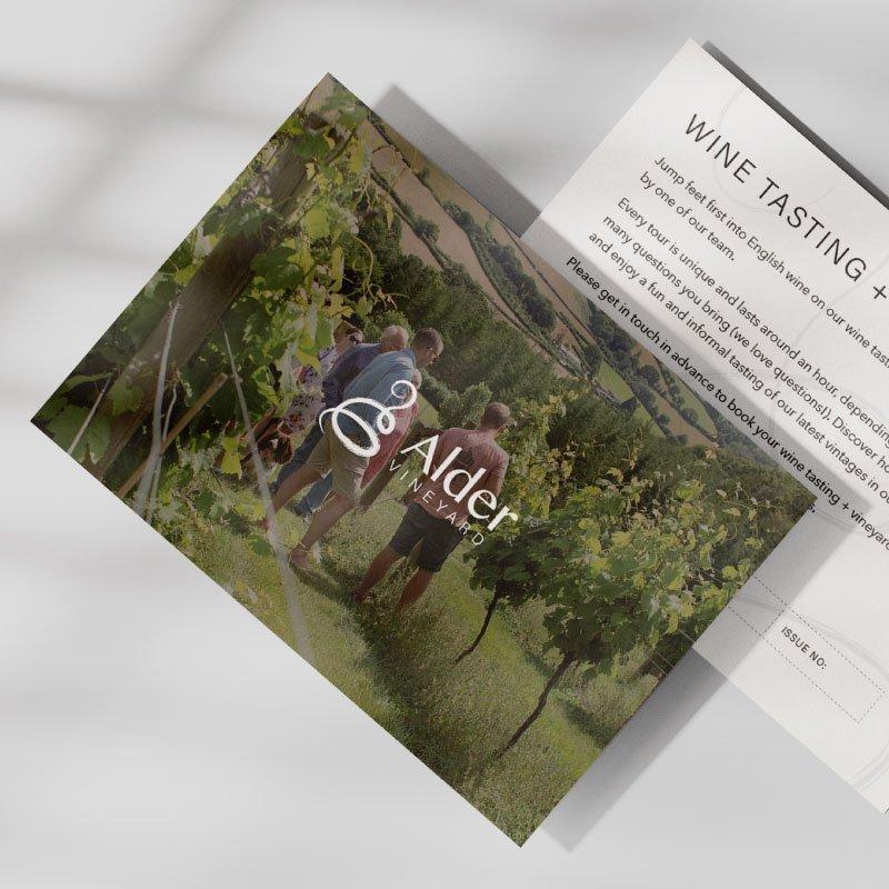 wine tasting gift voucher