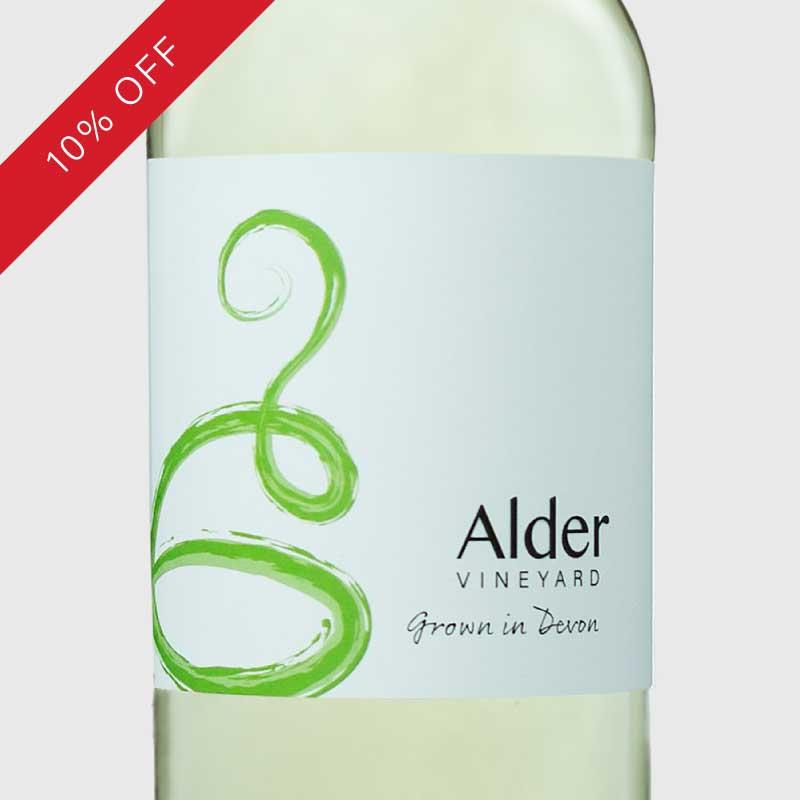 Madeleine Angevine from our Devon vineyard discounted