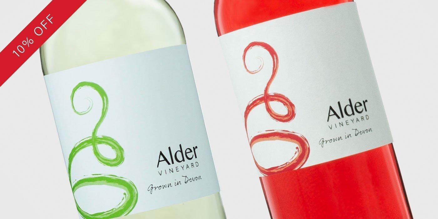 Mixed case of Devon wines