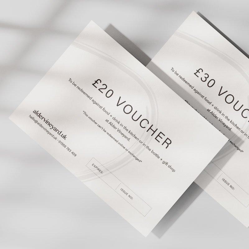 Money vouchers