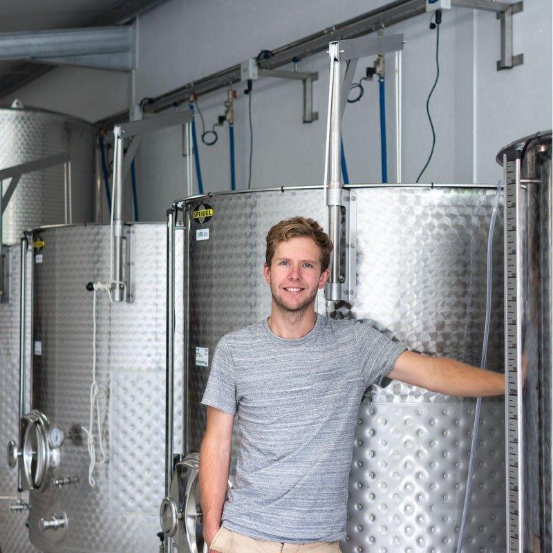Vineyard tour & Devon cream tea - meet the winemaker