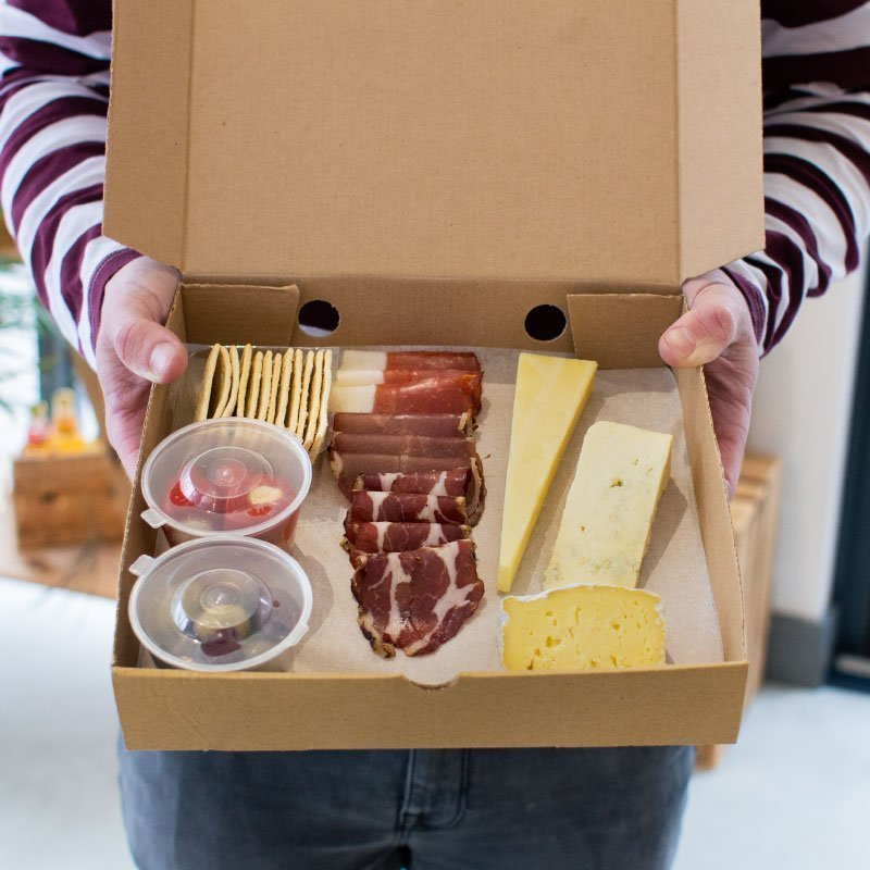 Takeaway Winemakers Platter - boxed