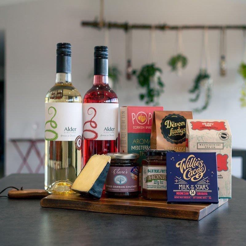Ultimate Devon gift box