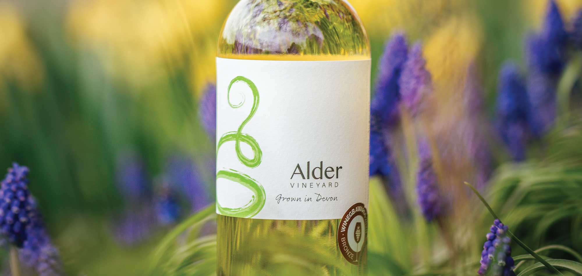 Spring is here - white wine