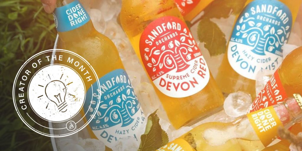 Sandford Orchards - Creator of the month